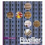 RiveTier Shelving for Grip Truck drivers;